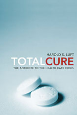 Cover: Total Cure in PAPERBACK
