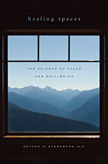 Cover: Healing Spaces: The Science of Place and Well-Being