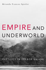 Cover: Empire and Underworld in HARDCOVER