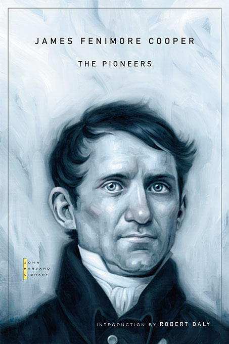 Cover: The Pioneers, from Harvard University Press