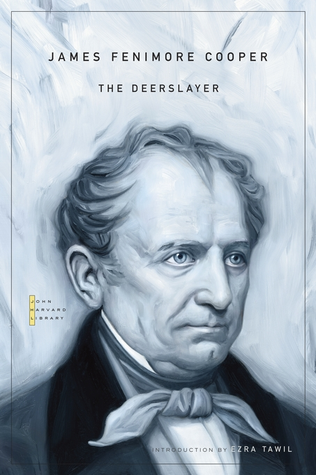 Cover: The Deerslayer, from Harvard University Press