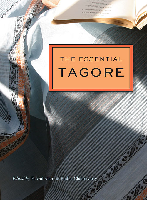 Cover: The Essential Tagore, from Harvard University Press