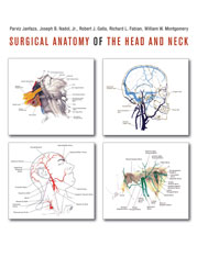 Cover: Surgical Anatomy of the Head and Neck in HARDCOVER
