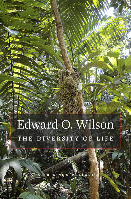 Cover: The Diversity of Life: With a New Preface, from Harvard University Press