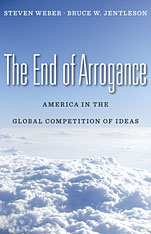 Cover: The End of Arrogance in HARDCOVER