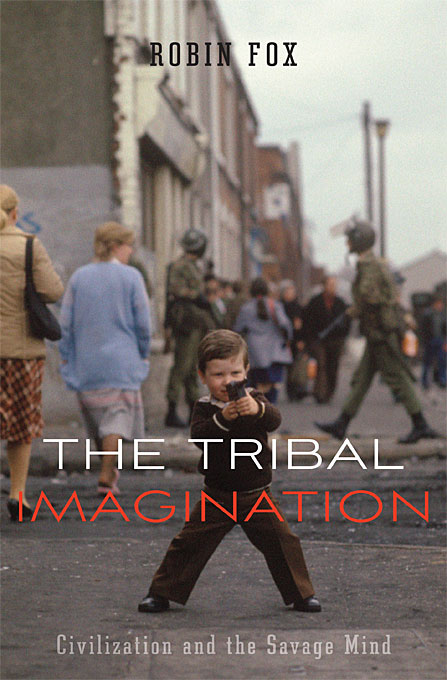 Cover: The Tribal Imagination: Civilization and the Savage Mind, from Harvard University Press