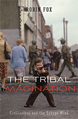 Cover: The Tribal Imagination in HARDCOVER