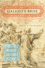 Cover: Galileo's Muse: Renaissance Mathematics and the Arts