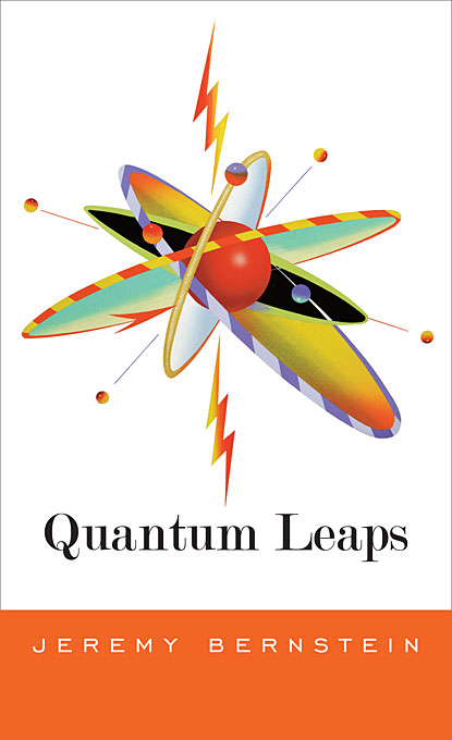 Cover: Quantum Leaps, from Harvard University Press