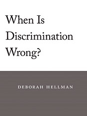 Cover: When Is Discrimination Wrong? in PAPERBACK