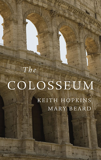 Cover: The Colosseum, from Harvard University Press