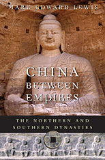 Cover: China between Empires: The Northern and Southern Dynasties