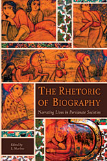 Cover: The Rhetoric of Biography in PAPERBACK