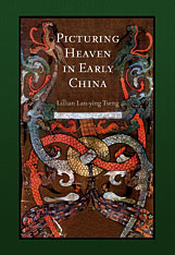 Cover: Picturing Heaven in Early China in HARDCOVER