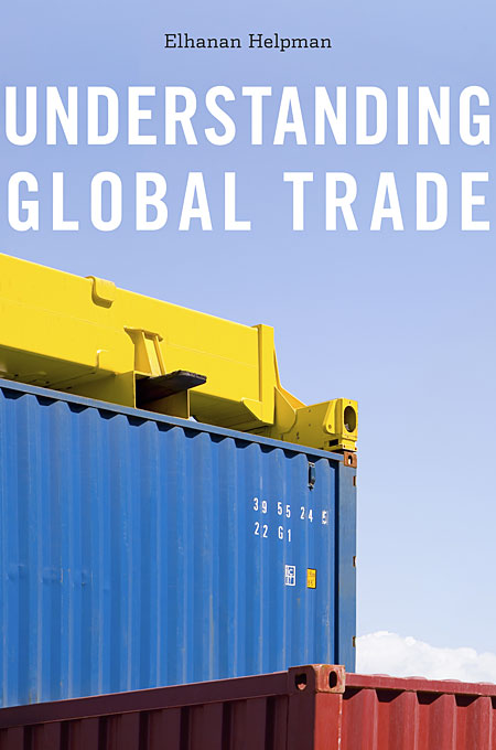 Cover: Understanding Global Trade, from Harvard University Press