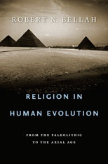 Cover: Religion in Human Evolution in HARDCOVER