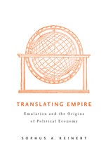 Cover: Translating Empire in HARDCOVER