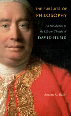 Cover: The Pursuits of Philosophy: An Introduction to the Life and Thought of David Hume
