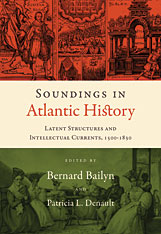 Cover: Soundings in Atlantic History in PAPERBACK