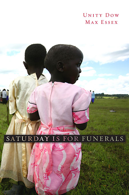 Cover: Saturday Is for Funerals, from Harvard University Press