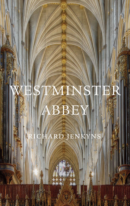 Cover: Westminster Abbey, from Harvard University Press