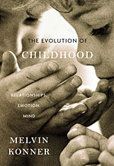 Cover: The Evolution of Childhood in PAPERBACK