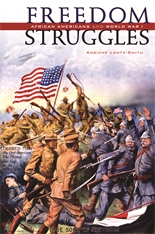 Cover: Freedom Struggles: African Americans and World War I