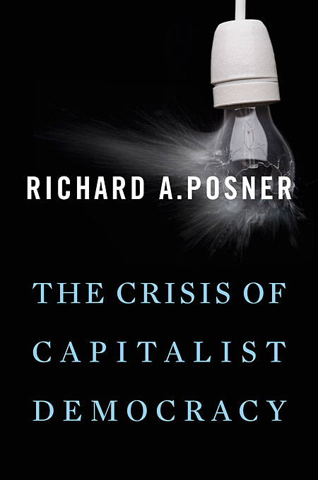 Cover: The Crisis of Capitalist Democracy, from Harvard University Press