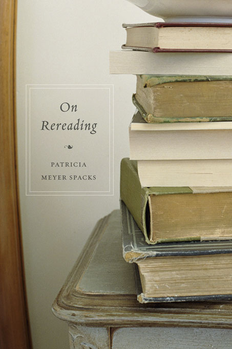 Cover: On Rereading, from Harvard University Press