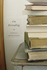 Cover: On Rereading in HARDCOVER