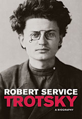 Cover: Trotsky: A Biography