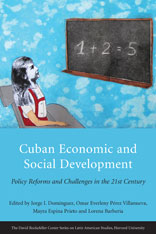 Cover: Cuban Economic and Social Development: Policy Reforms and Challenges in the 21st Century