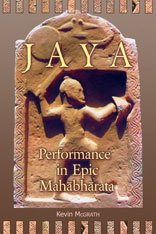 Cover: Jaya: Performance in Epic Mahābhārata