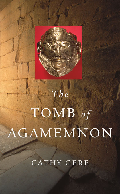 Cover: The Tomb of Agamemnon, from Harvard University Press