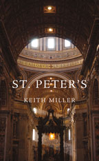 Cover: St. Peter's in PAPERBACK