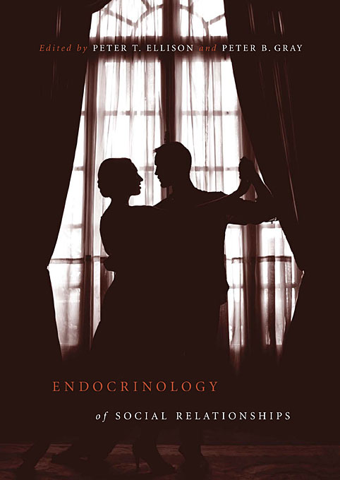 Cover: Endocrinology of Social Relationships, from Harvard University Press