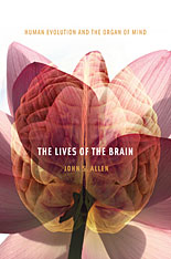 Cover: The Lives of the Brain in PAPERBACK
