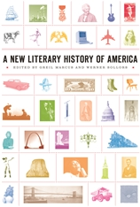 Cover: A New Literary History of America in PAPERBACK