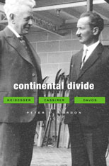 Cover: Continental Divide in PAPERBACK