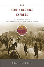 Cover: The Berlin-Baghdad Express in PAPERBACK