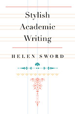 Image of cover to book, Stylish Academic Writing, that links out to eBook resource.