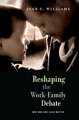 Cover: Reshaping the Work-Family Debate in PAPERBACK