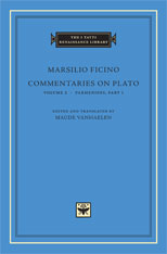Cover: Commentaries on Plato, Volume 2: <i>Parmenides</i>, Part I