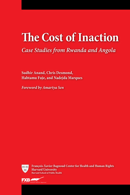 Cover: The Cost of Inaction: Case Studies from Rwanda and Angola, from Harvard University Press