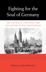 Cover: Fighting for the Soul of Germany in HARDCOVER