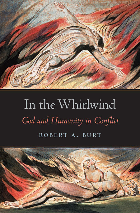 Cover: In the Whirlwind: God and Humanity in Conflict, from Harvard University Press