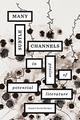 Cover: Many Subtle Channels: In Praise of Potential Literature, by Daniel Levin Becker, from Harvard University Press