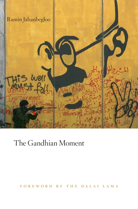 Cover: The Gandhian Moment, from Harvard University Press