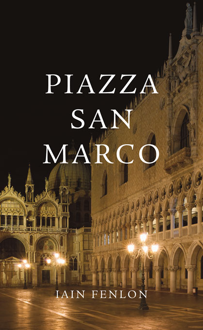 Cover: Piazza San Marco, from Harvard University Press