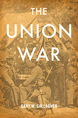Cover: The Union War in PAPERBACK